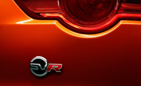 Jaguar F-Type SVR Coupe-2016 Geneva Motor Show-30