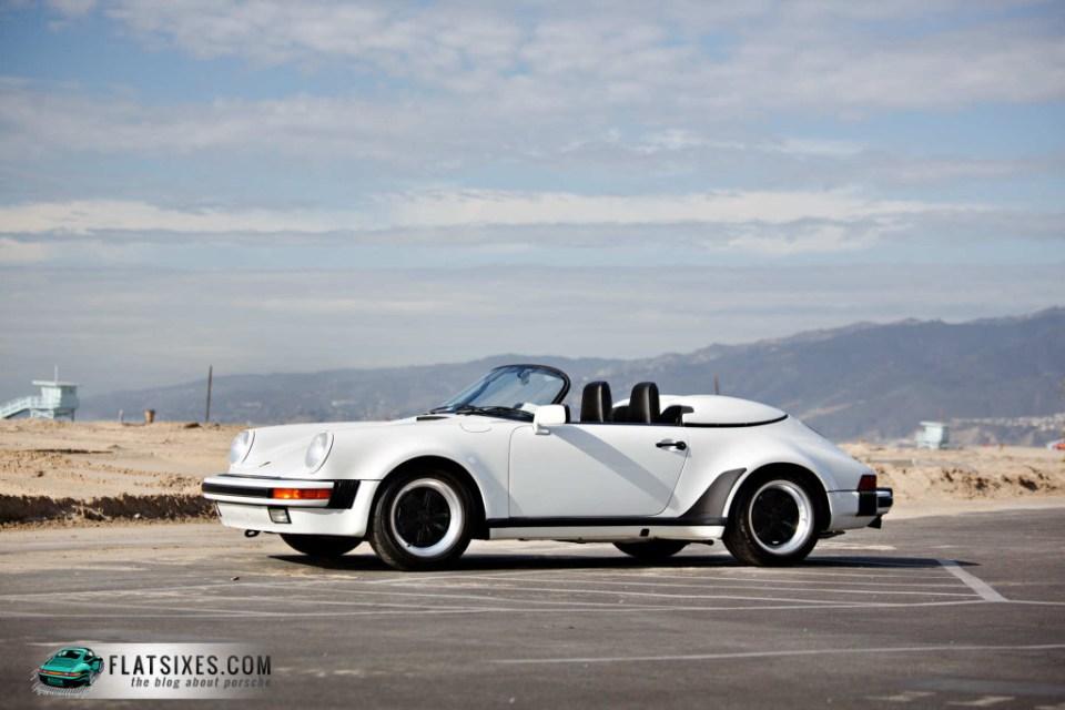 Jerry Seinfeld's Porsche Collection-1989 Porsche 911 Speedster