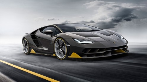 Lamborghini Centenario LP770-4- 2016 Geneva Motor Show-6