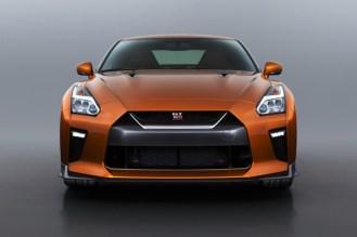 2017 Nissan GT-R Facelift- 2016 NY Auto Show-2