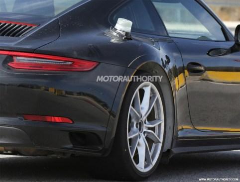 2019 Porsche 911 Prototype Caught Testing-4