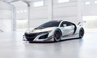 Acuar NSX GT3 Race Car- 2016 NY Auto Show-1