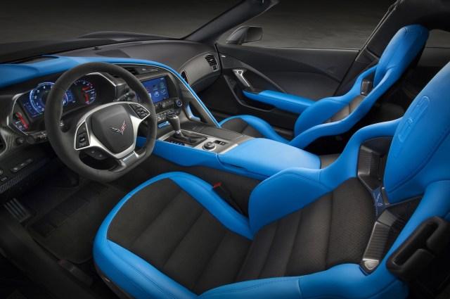 Chevrolet Corvette Grand Sport- 2016 Geneva Motor Show-5