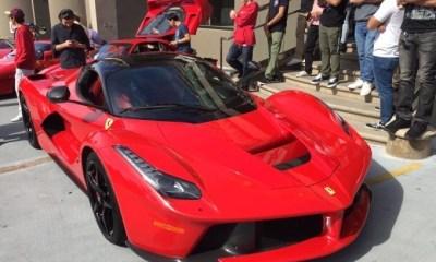 LaFerrari- David Lee's Ferrari Collection