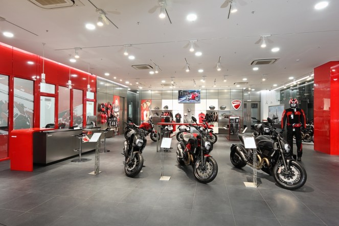 Pune gets its first Ducati dealership-8