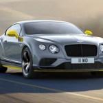 2016 Bentley Continental GT-1