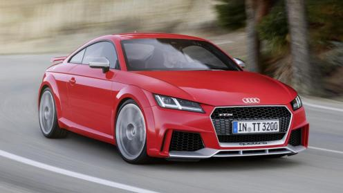 2017 Audi TT RS Coupe-1