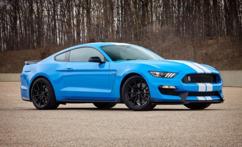 2017 Mustang Shelby GT350-3