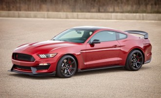 2017 Mustang Shelby GT350-7