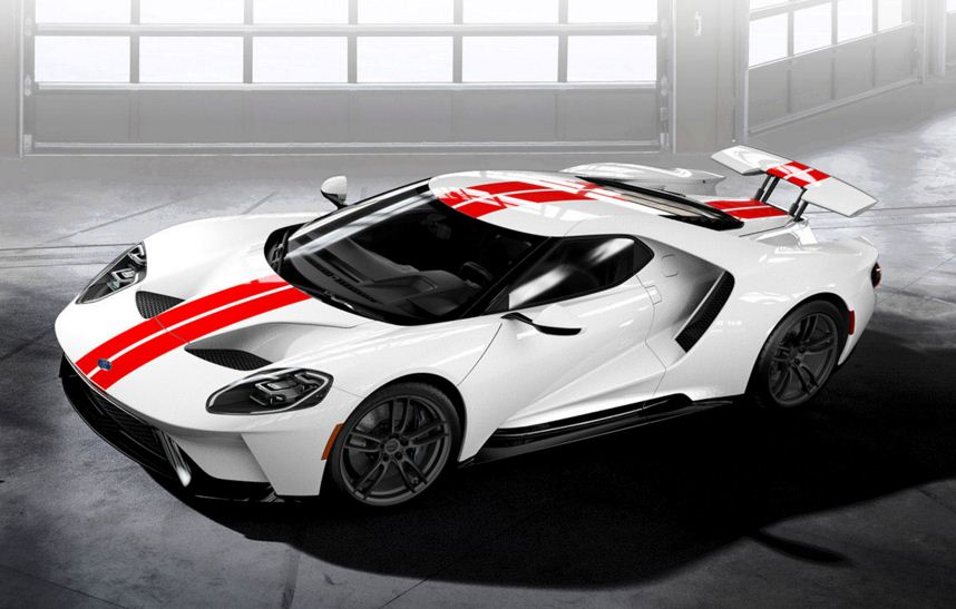 Ford GT Configurator goes live