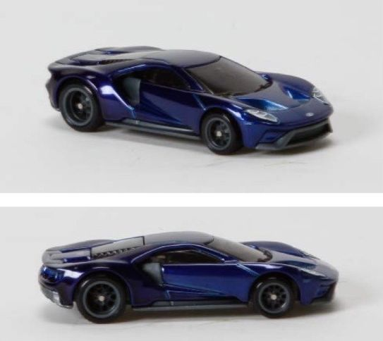 Hot Wheels Ford GT 2017 by Mattel-1