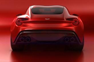 2016 Aston Martin Vanquish Zagato Concept-4