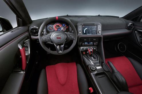 2017 Nissan GT-R NISMO-6