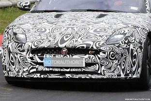 2018 Jaguar F-Type prototype image-3