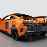 MSO McLaren 688 HS-1