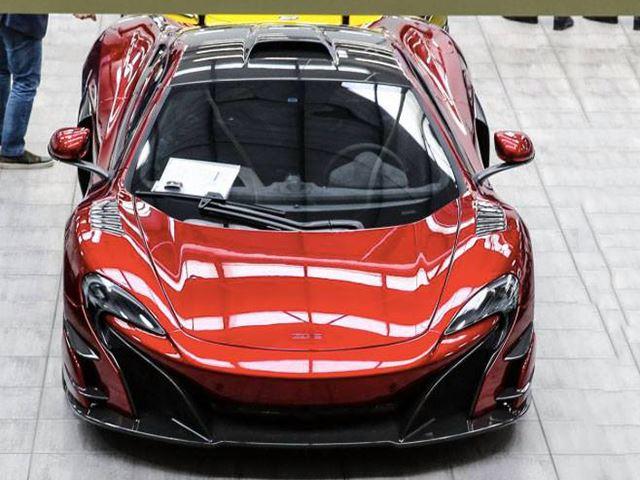 McLaren 688HS leaked-2