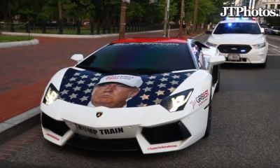 Trumpventador at the White House