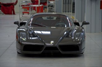 Bare Carbon Fiber Ferrari Enzo For Sale-4