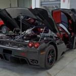 Bare Carbon Fiber Ferrari Enzo For Sale-9
