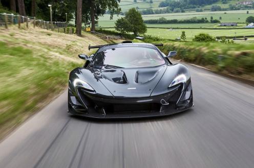 McLaren P1 LM-2
