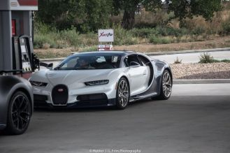 Bugatti Chiron convoy spotted in Colorado-3