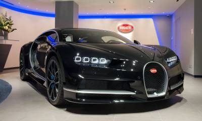 HR Owen's Bugatti Showroom in London-1
