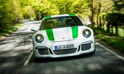 Used Porsche 911 R sold for 1.3 million USD