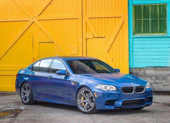 2014 BMW M5-1