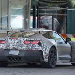 Chevrolet Corvette ZR1 spy shots-2