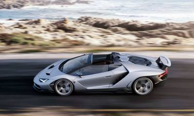 Lamborghini Centenario Roadster- 2016 Pebble Beach-4