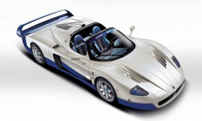 Maserati MC12 successor considered