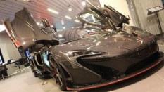 McLaren P1 Carbon Series for sale in Dubai-3