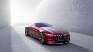 Vision Mercedes-Maybach 6 Concept- Pebble Beach 2016-3