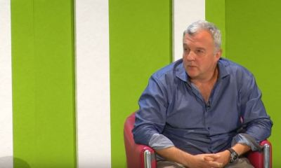 Andy Wilman talks about his new show- The Grand Tour