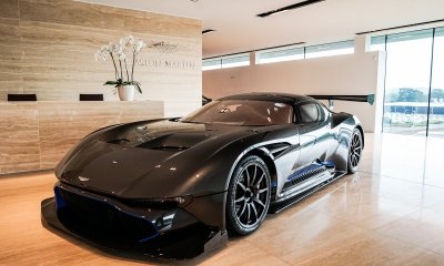Aston Martin Vulcan for sale at Dick Lovett, Bristol-1