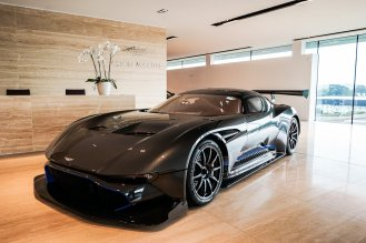 Aston Martin Vulcan for sale at Dick Lovett, Bristol-1