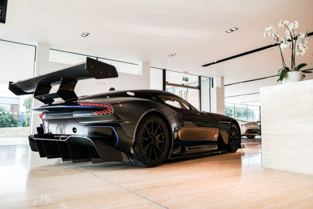 Aston Martin Vulcan for sale at Dick Lovett, Bristol-2