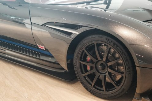 Aston Martin Vulcan for sale at Dick Lovett, Bristol-4