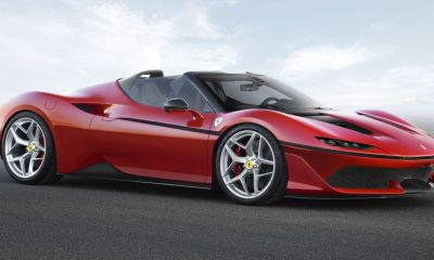 Ferrari J50-488 Spider based 50th Anniversary model for Japan-1