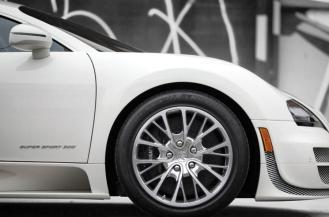 Final Bugatti Veyron Super Sport up for auction-5