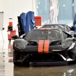 First 2017 Ford GT rolls off assembly line-3