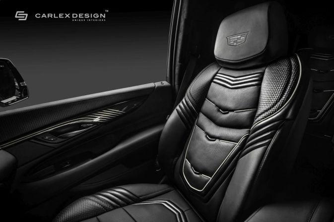 2016 Cadillac Escalade Platinum by Carlex Design-3