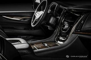 2016 Cadillac Escalade Platinum by Carlex Design-4