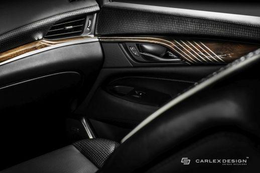 2016 Cadillac Escalade Platinum by Carlex Design-6