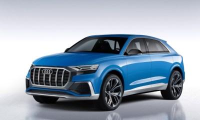 2017 Audi Q8 SUV Concept-2017 Detroit Motor Show-3