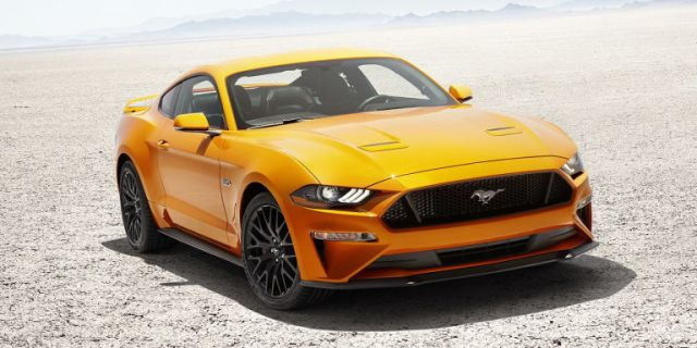 2018 Ford Mustang GT launch-2