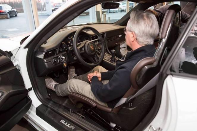 Horacio Pagani-Porsche 911R-4