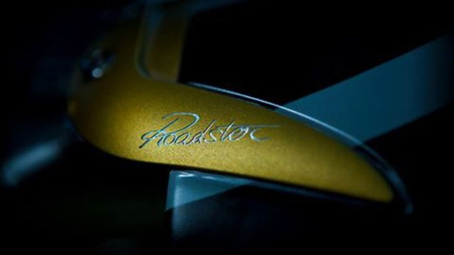 Pagani Huayra Roadster Official teaser-2