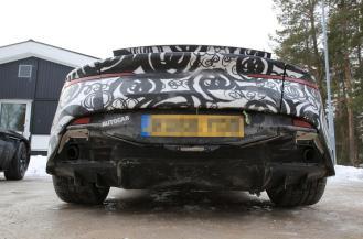 2018 Aston Martin Vantage Spy Shots-2