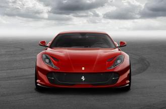 Ferrari 812 Superfast-2017 Geneva Motor Show-5
